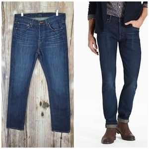 Lucky Brand Authentic Skinny Button Fly Jeans